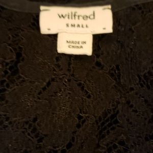 Wilfred Tops - Wilfred Lace Tank Top size small